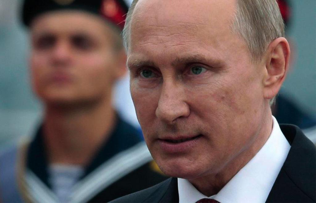 Vladimir Putin var fryktet i skolegården. Kort tid etter tok KGB kontakt. Foto: Ivan Sekretarev / AP/NTB